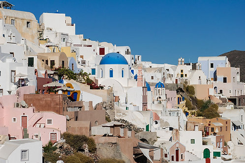 Santorini | Santorini Greece Photo Print | Tammy Riegel Photography