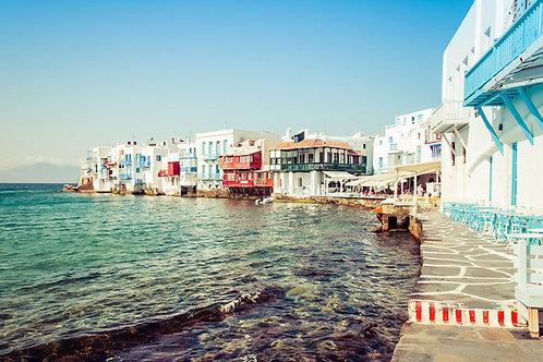 Mykonos | Mykonos Greece Photo Print | Tammy Riegel Photography
