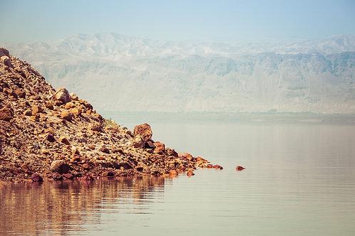 Dead Sea Rocks