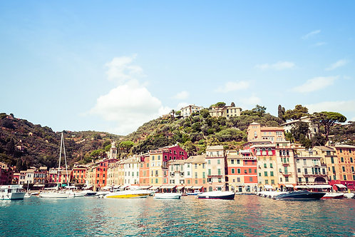 Portofino Dreaming | Portofino Italy | Cinque Terre Photo Print | Tammy Riegel Photography