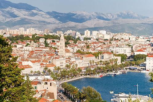 Split Views | Split Croatia | Croatia Photo Prints | Tammy Riegel Photography