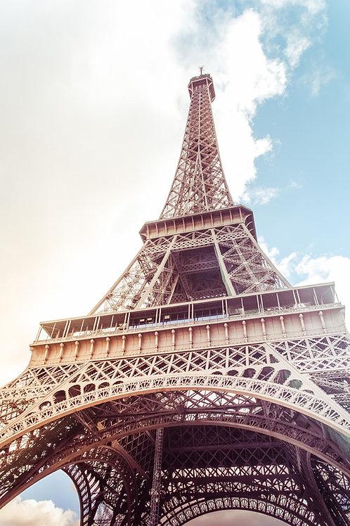 Eiffel Tower | Eiffel Tower Photo Print | Tammy Riegel Photography