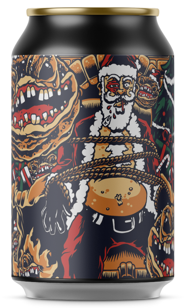 CHOCOLATE SALTY CHRISTMAS BALLS