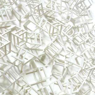 WHITE ON WHITE (detail)