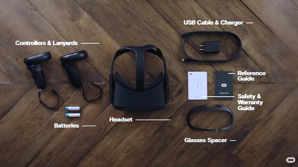 Oculus Quest Equipment list photo.jpg