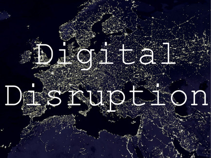 Disrupt before you're disrupted