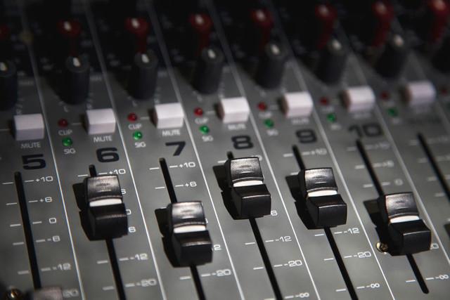 SoundBurst Studios | Mixing
