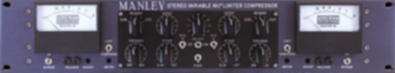 Manley MU Limiter Compressor