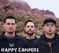 Happy Campers music band