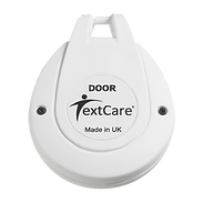 TextCareDoor Sensor for monitoring any door and wandering prevention