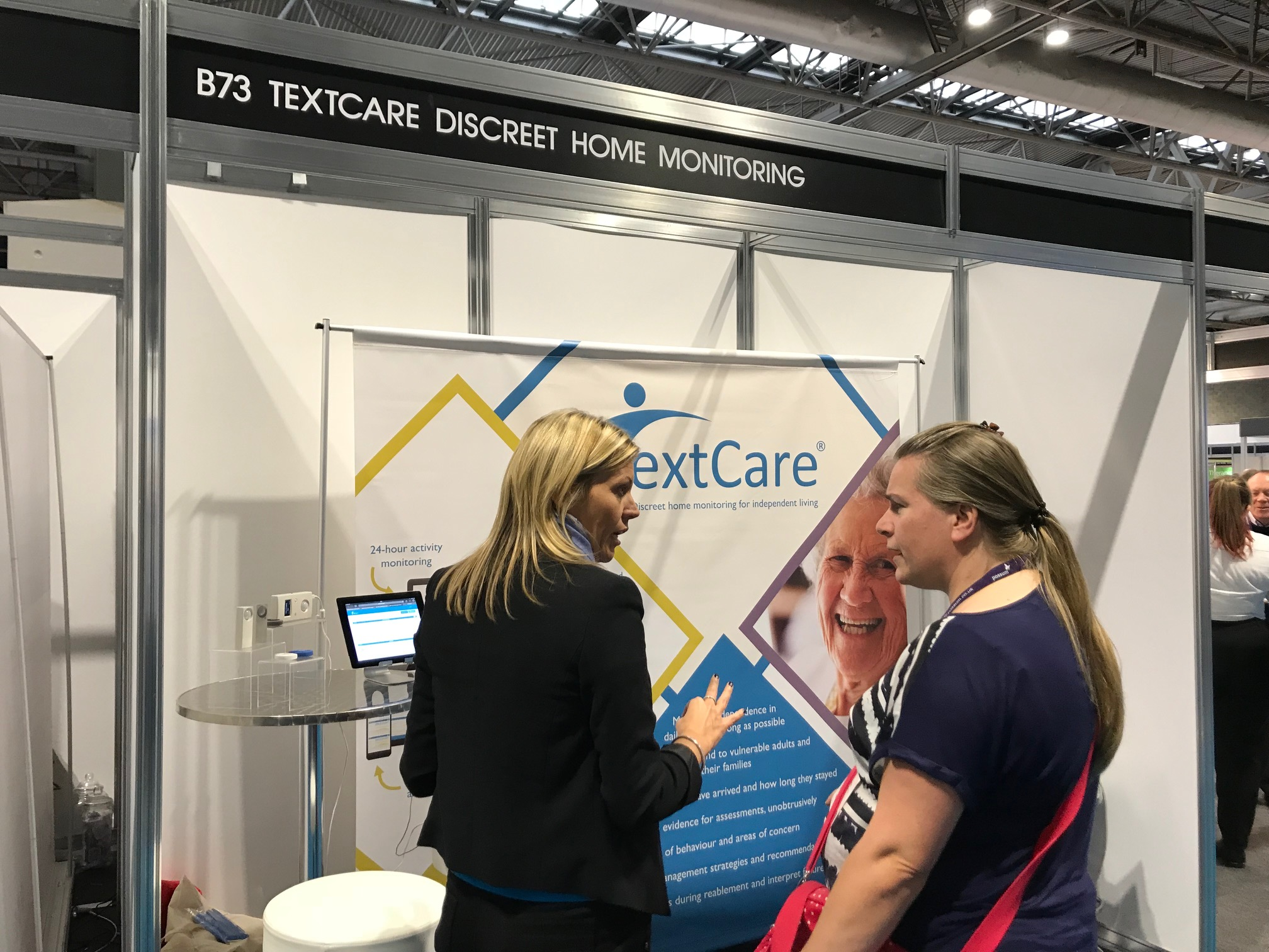 TextCare at The OT Show 2017