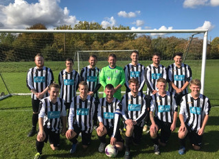TextCare kicks off new sponsorship of Duxford United Football Club