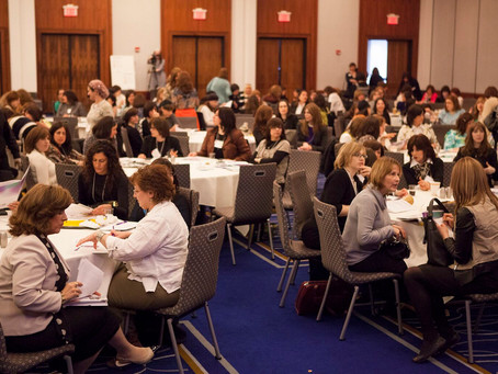 Historic Jewish Women's Entrepreneur Conference Attracts Hundreds