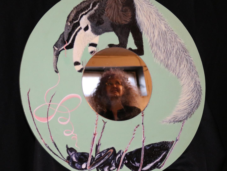 Anteater Mirror