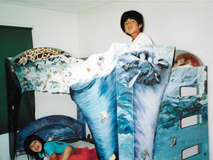 TORNADO BUNK BEDS