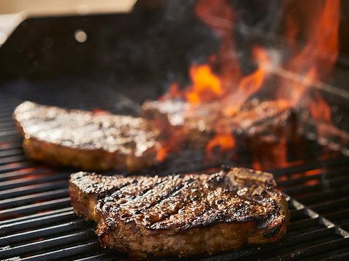 Bone in New York Strip Steak