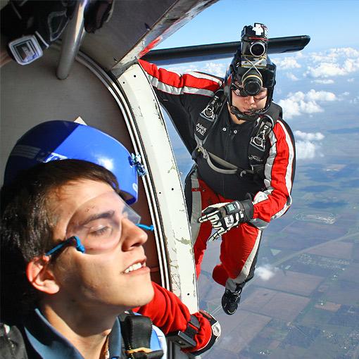 fot. Skydive Spaceland