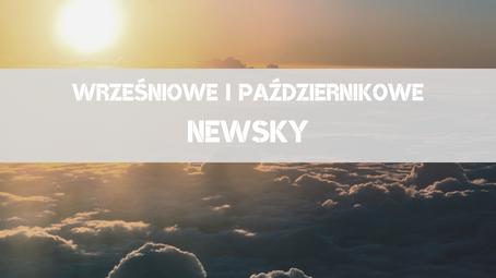 Skydivingowe newsy - wrzesień i październik