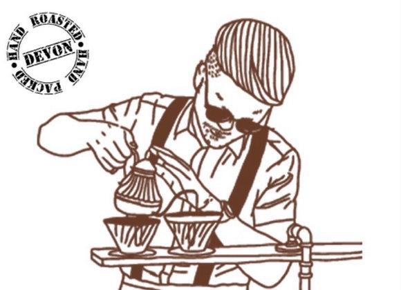 #FUNKY BARISTA Espresso