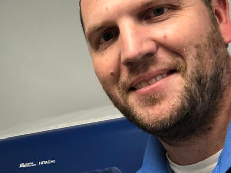 New Team Member: Derek Cutler, Senior DNA analyst