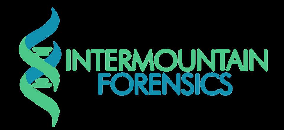 Intermountain forensics logo