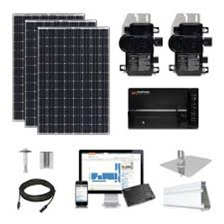 30KW Off-Grid Panel, Generator and Battery kit