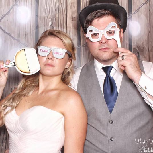 wedding photo booth in new braunfels