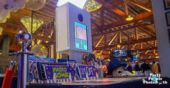 New Braunfels photo booth rental