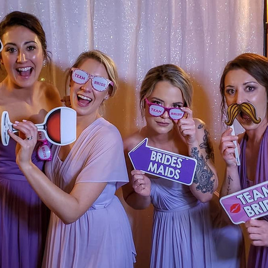 fun photo booth rental