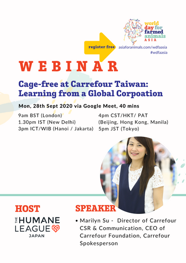 Cage-free at Carrefour - Learning from a Global Corporation