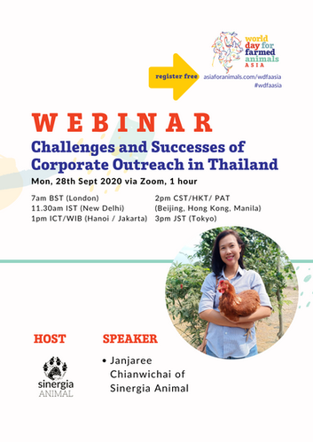 Challenges and Successes of Corporate Outreach in Thailand