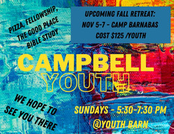 Campbell Youth Postcard