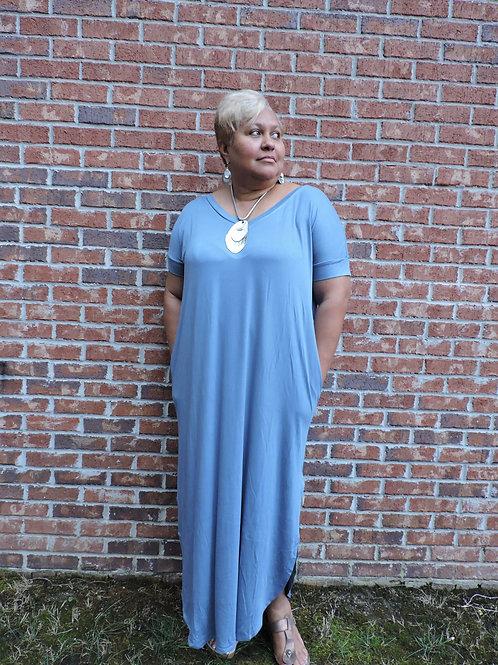 """""""Judy"""" Maxi Dress"""