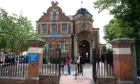 Crofton Park Library Olan HQ