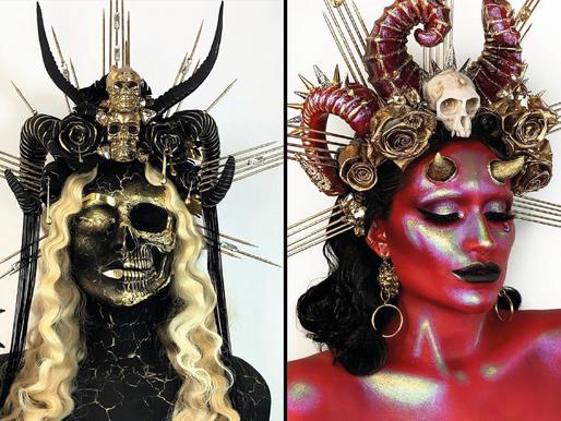 Halloween : les règles d'or pour un maquillage à toutes épreuves !