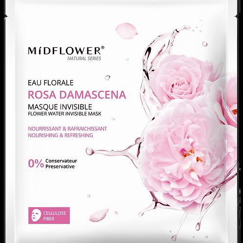 MASQUE INVISIBLE ROSA DAMASCENA
