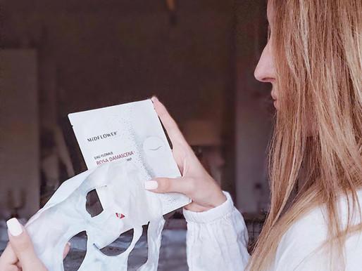 Les bienfaits du masque en tissu