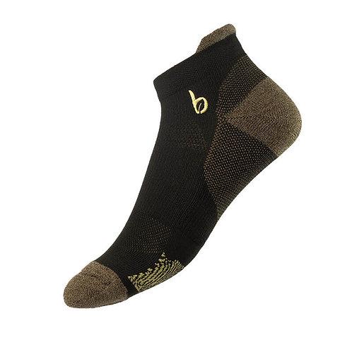 BOOMHI ONYX QUARTER TOP Socken