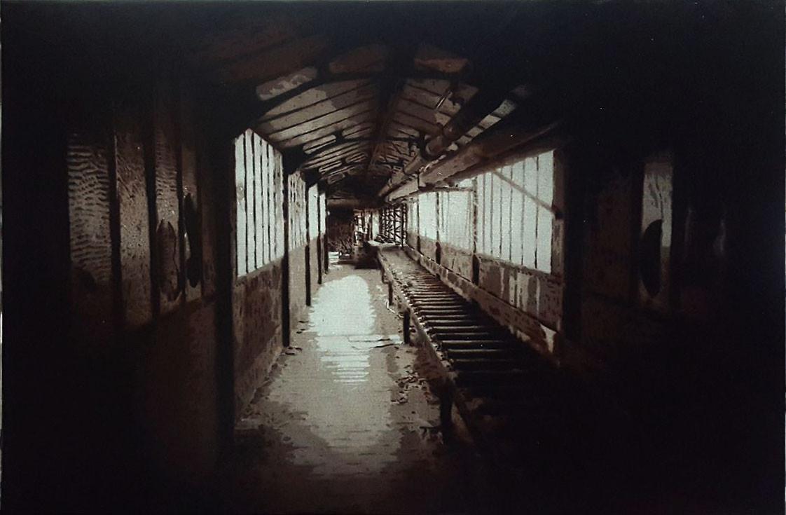 urbex couloir