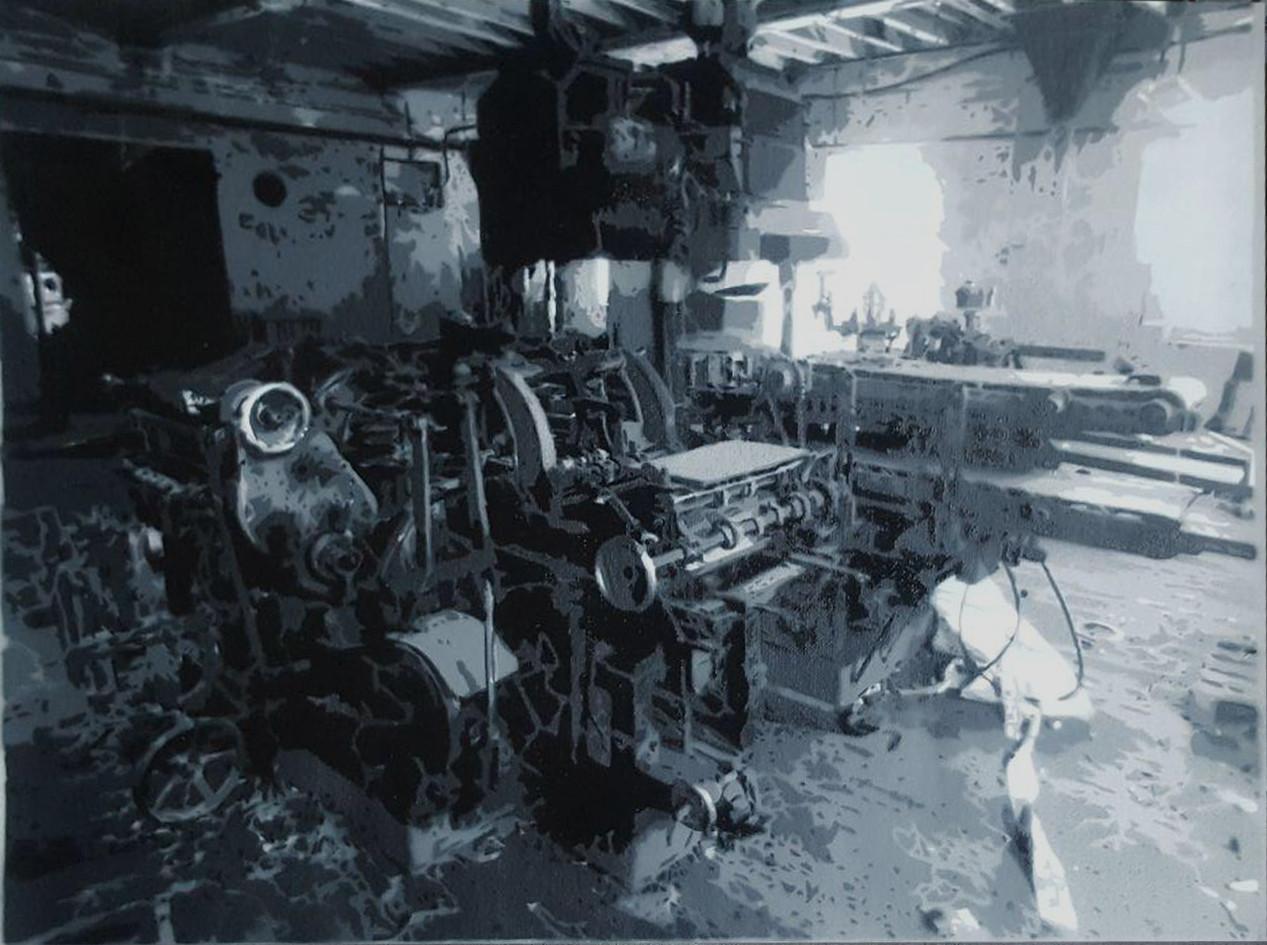 machine 50x40