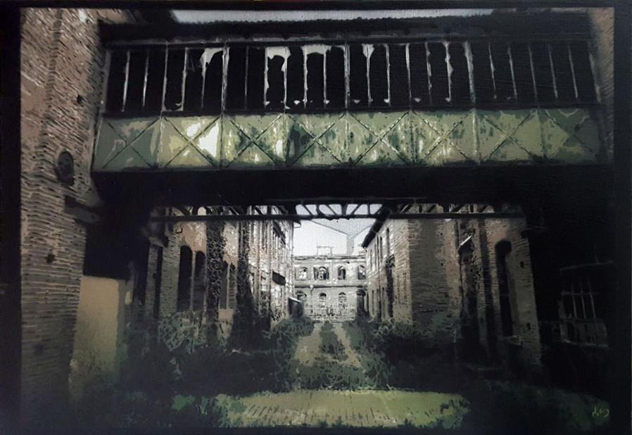urbex alley