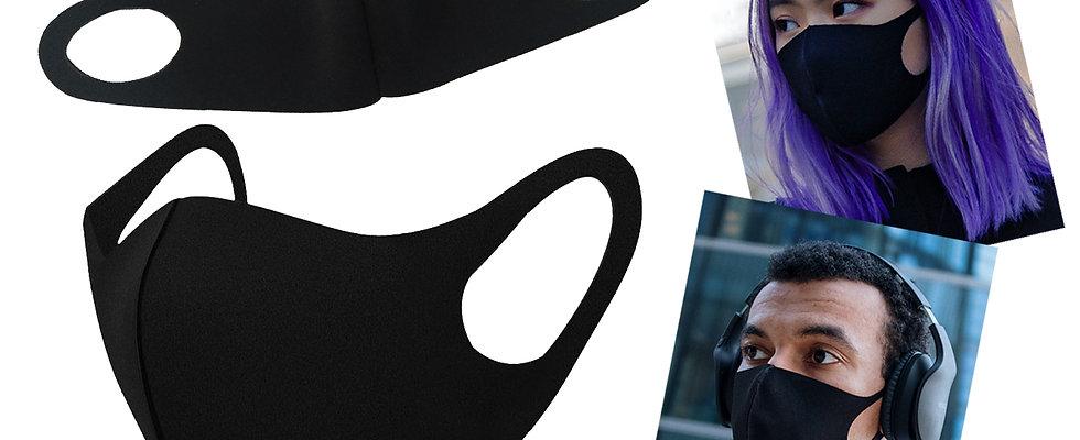 Máscara Proteção Facial Neoprene Original, Arte Sedução
