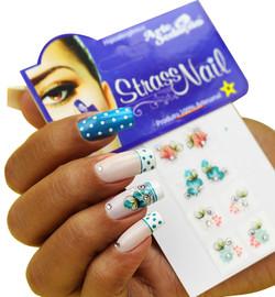 Strass Nail
