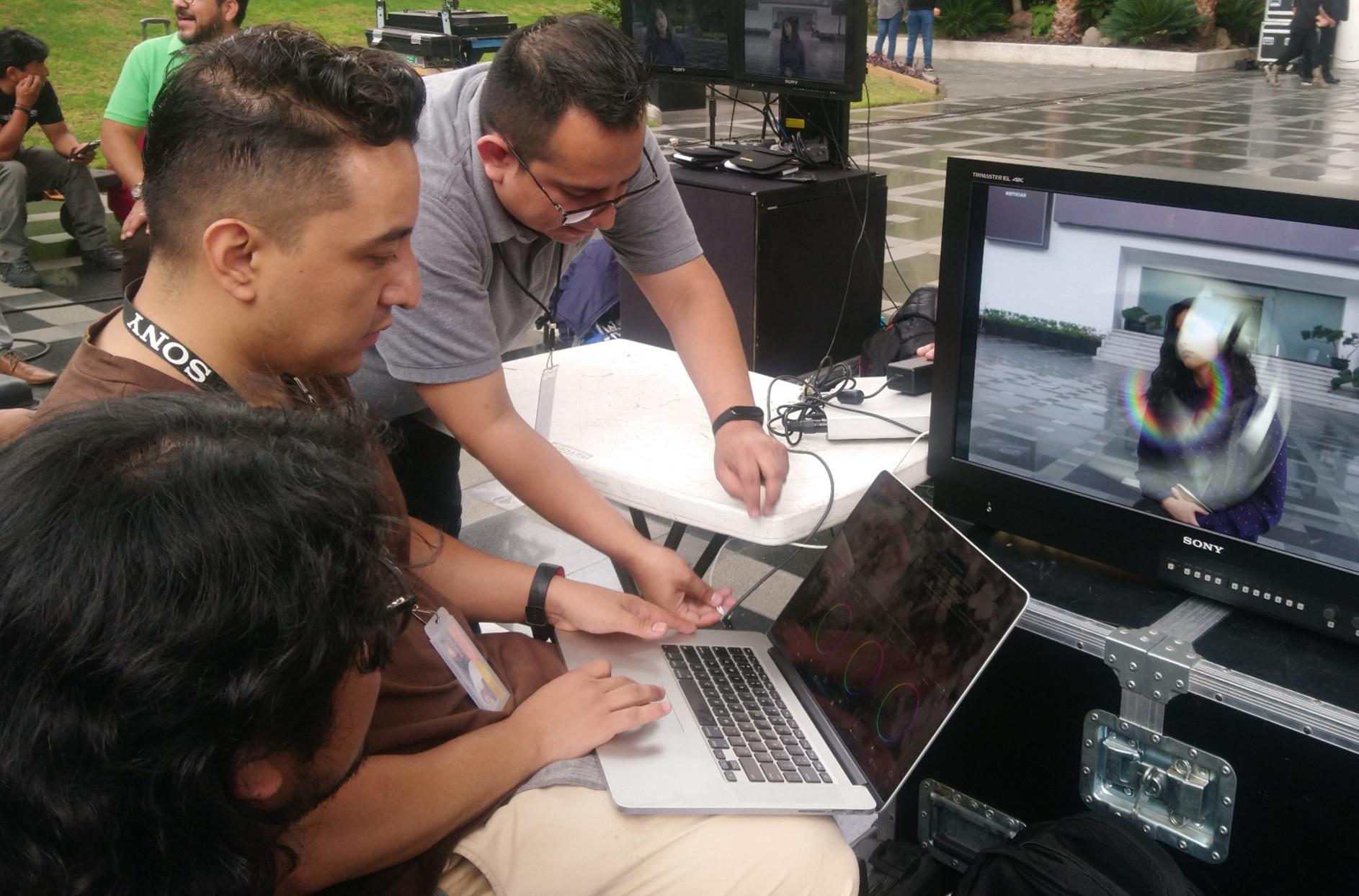Cinematic Design - Consulting & Training