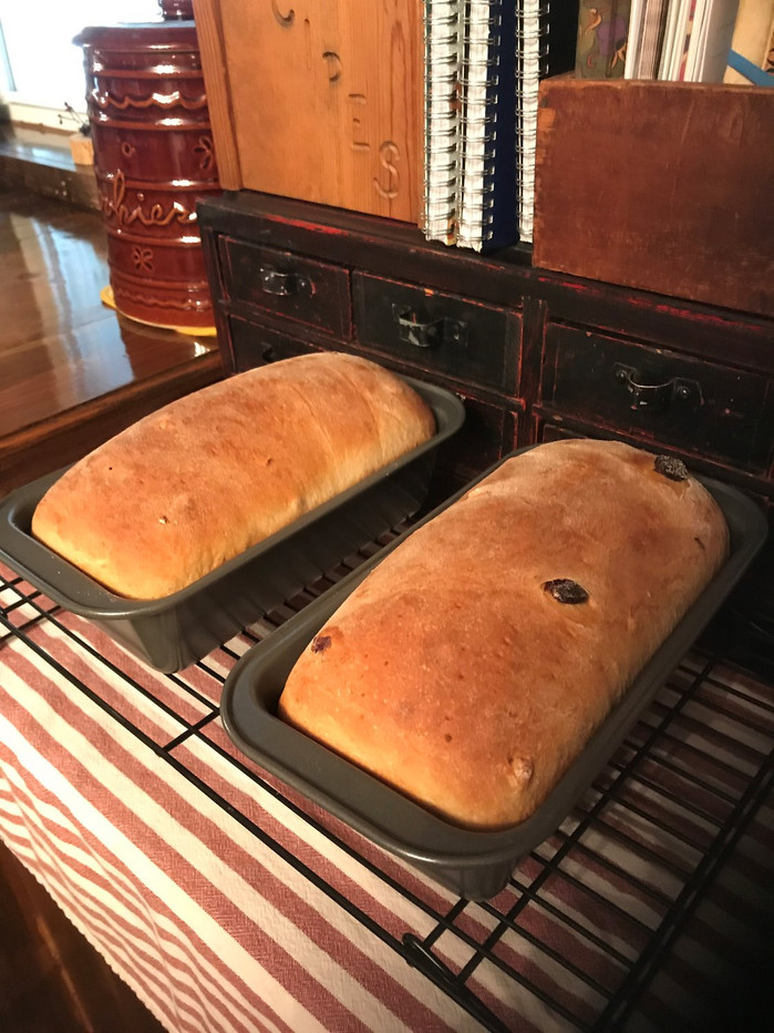 Mom's Famous Coffee Can Bread