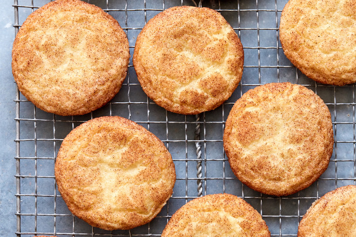 Small Batch Snicker-doodles
