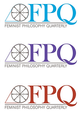Thumbnail of Feminist Philosophy Quarterly logo repeated three times vertically.
