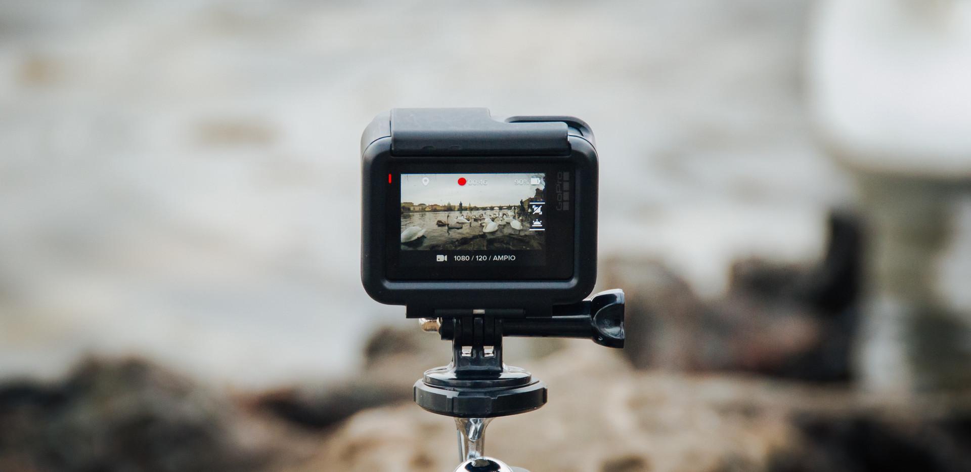 Criação e Edição de Videos