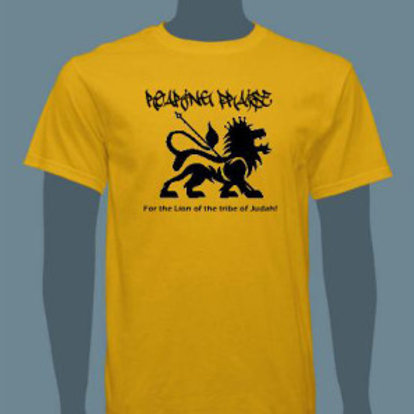 T-Shirt - Roaring Praise