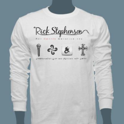 Long Sleeve Shirt - Rick Stephenson